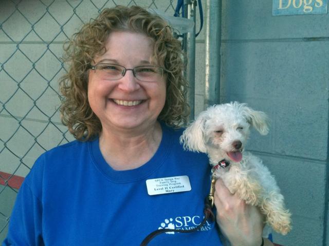 Me at SPCA Feb 2011
